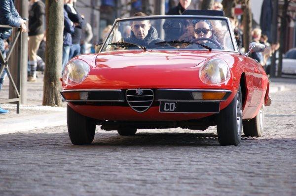 Alfa Romeo Spider 1971
