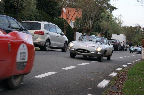 Jaguar Type E S1 1961