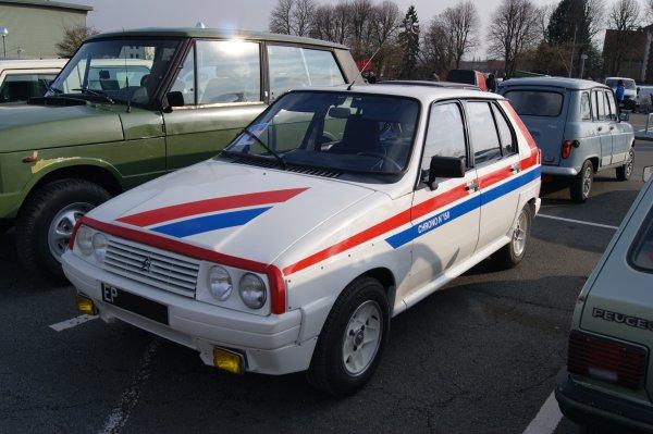 Citroën Visa Chrono 1983
