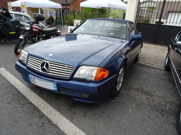 Mercedes 320 SL R129 1994
