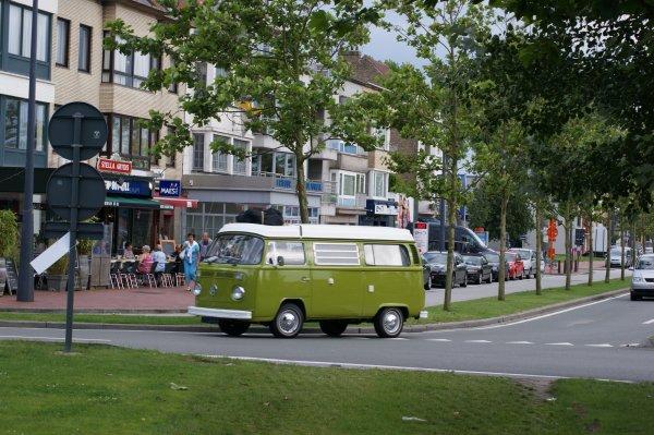 Volkswagen Transporter T2 Combi 1977
