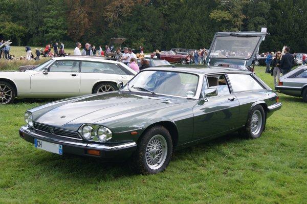 Jaguar XJ-S V12 HE Lynx Eventer 1988