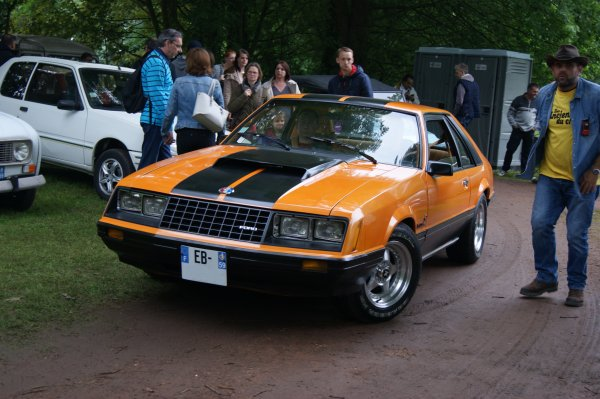 Ford Mustang Hatchback Cobra 1980