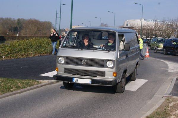 Volkswagen Transporter T3 Fourgon 1982