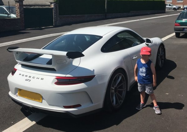 Porsche 991 GT3 2017