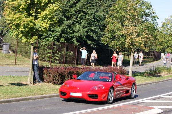 Ferrari 360 Spider 2002