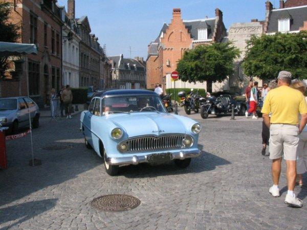 Simca Ariane Miramas Super Luxe 1960
