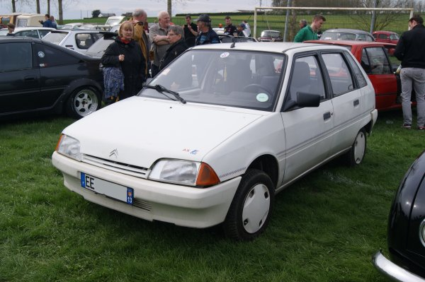 Citroën AX K-Way 1989
