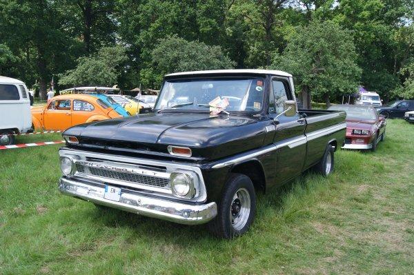 Chevrolet C10 Apache Fleetside 1965