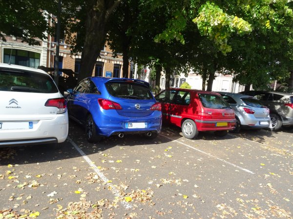 Opel Corsa E OPC 2016