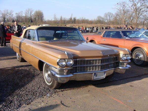 Cadillac De ville 1963