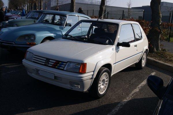 Peugeot 205 Rallye 1990