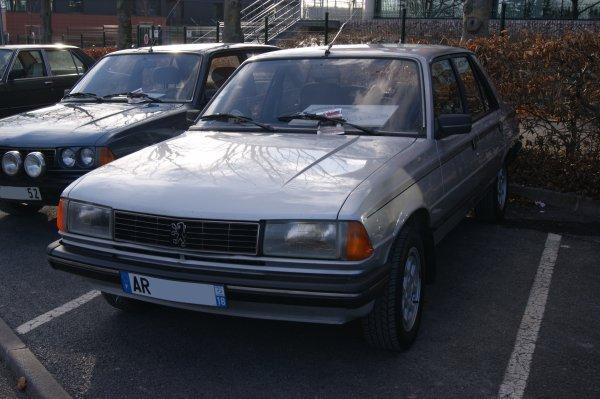 Peugeot 305 GTX 1984