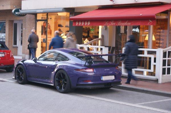 Porsche 991 GT3 RS 2015