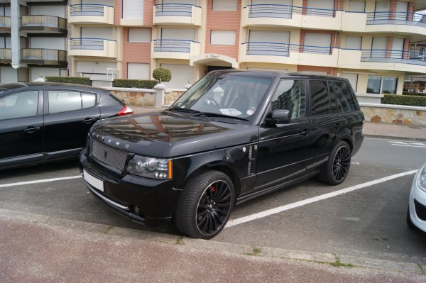Range Rover Revere 2011