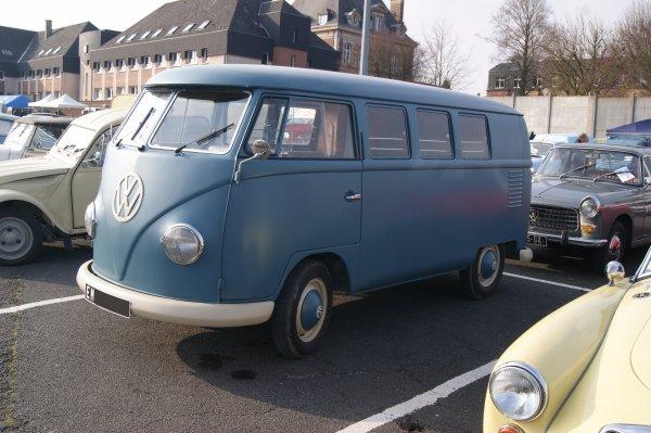Volkswagen Transporter T1 Combi 1958
