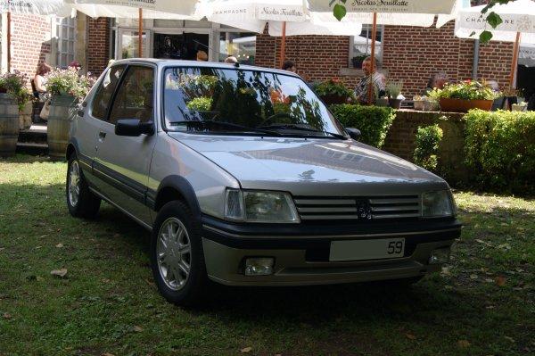 Peugeot 205 Gentry 1994