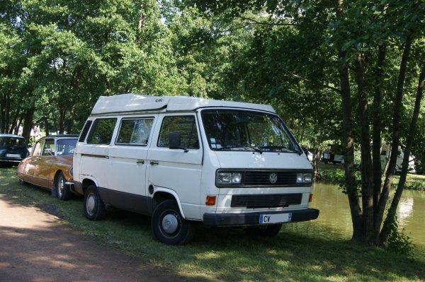 Volkswagen Transporter T3 Combi 1987