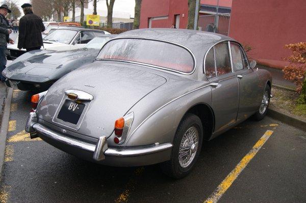 Jaguar 240 1967
