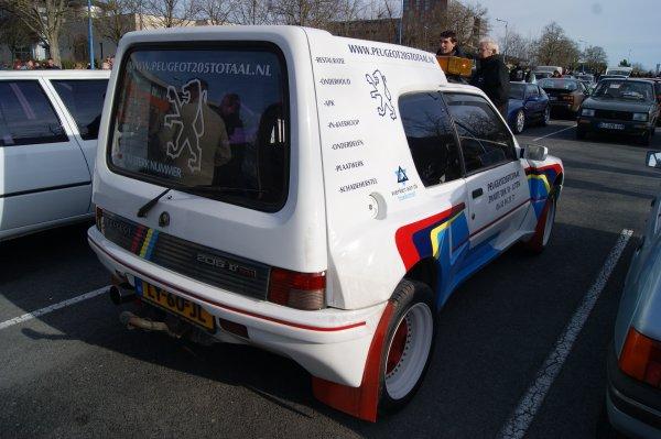Peugeot 205 Multi 1985