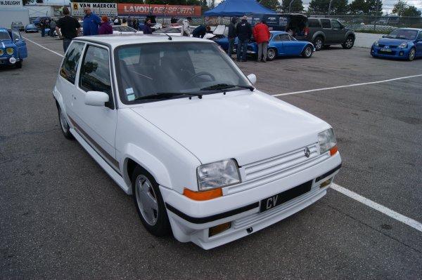 Renault 5 GT Turbo 1988