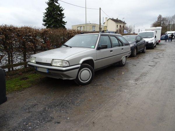 Citroën BX Image Break 1992