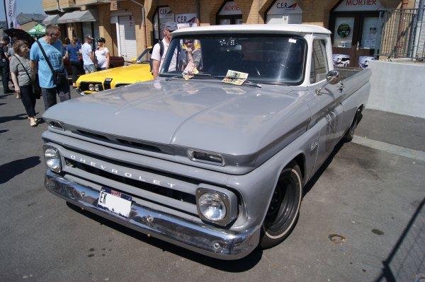 Chevrolet C10 Apache Fleetside 1966