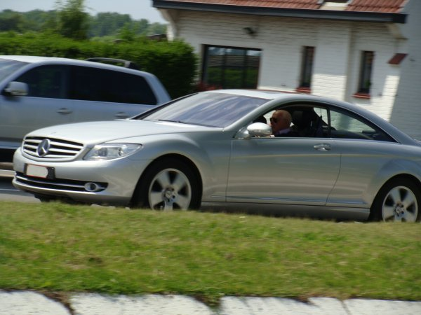 Mercedes CL C216 2006