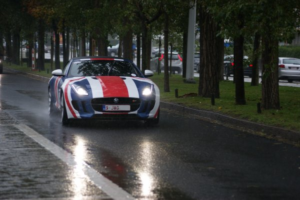 Jaguar F-Type S 2012