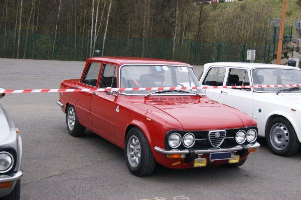 Alfa Romeo Giulia Nuova 1600 1978