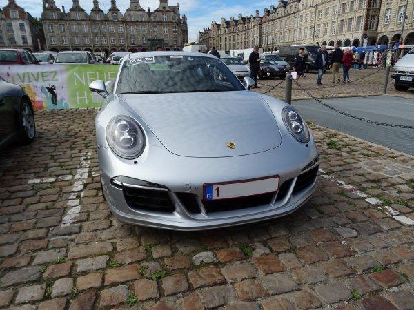 Porsche 991 Carrera GTS 2014