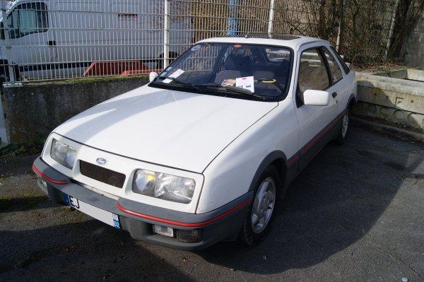 Ford Sierra XR4 1984