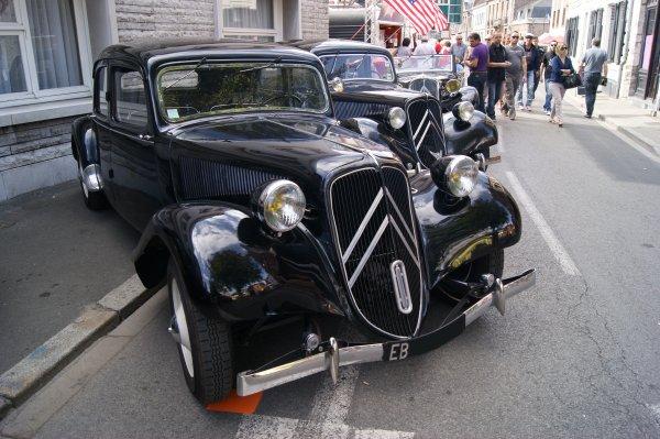 Citroën Traction 11B 1948