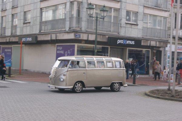 Volkswagen Transporter T1 Bus 1962