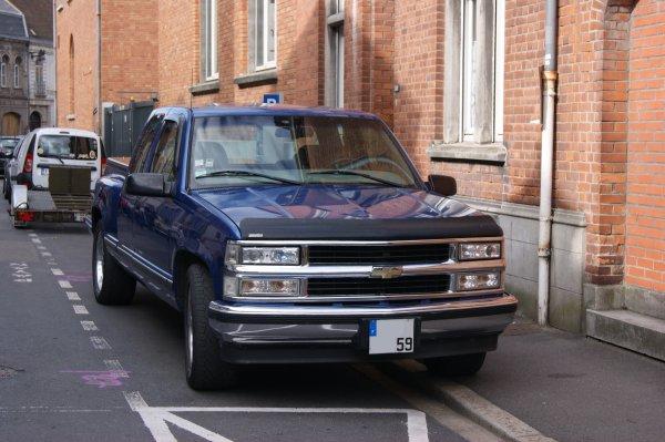 Chevrolet Silverado GMT 400 Stepside 1995