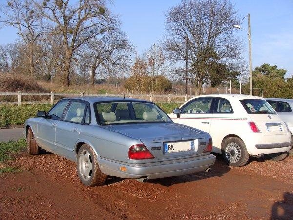 Jaguar XJR X306 1995