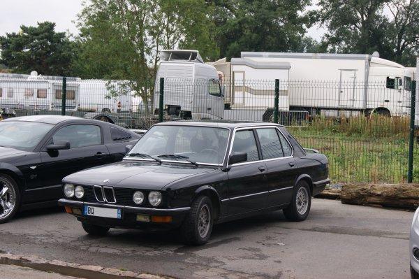 BMW 528i E28 1984