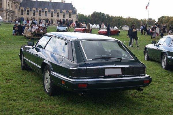 Jaguar XJS Celebration Lynx Eventer 1995