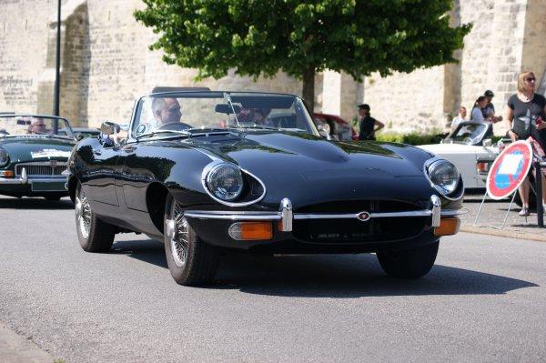 Jaguar Type E S2 1971