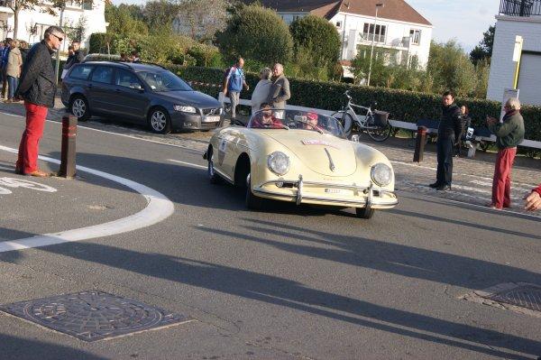 Porsche 356 AT2 Speedster 1957