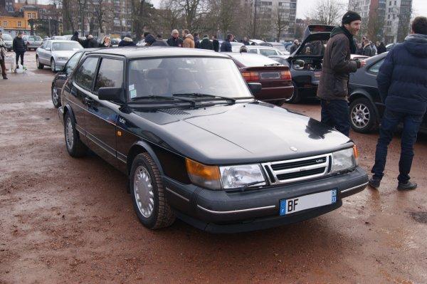 Saab 900 Turbo 16 1990