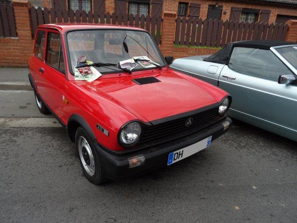 Autobianchi A112 1987