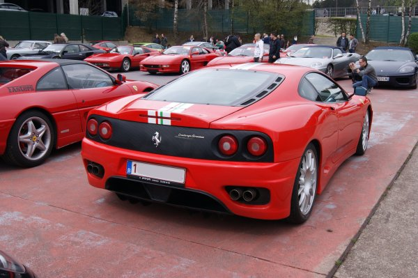 Ferrari 360 Modena Challenge Stradale 2003