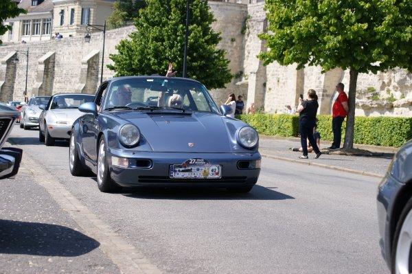 Porsche 964 Carrera 1988