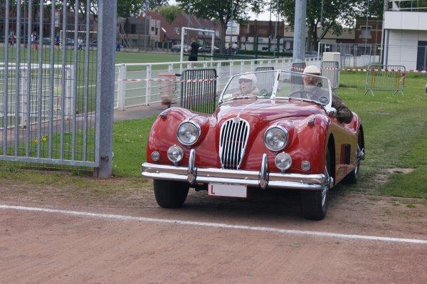 Jaguar XK 140 SE 1954