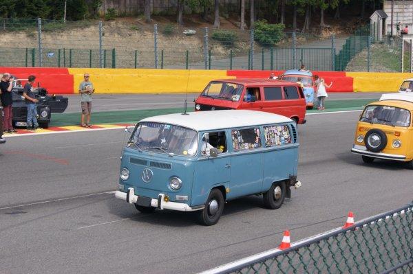 Volkswagen Transporter T2 Combi 1968