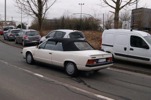 Renault 25 Cabriolet EBS 1985