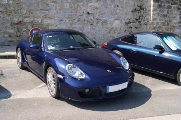 Porsche Cayman 987 S 2006