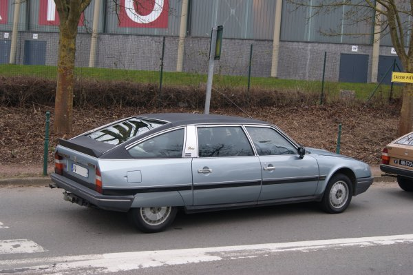 Citroën CX Prestige Turbo 1986