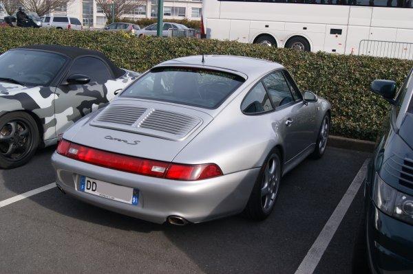 Porsche 993 Carrera S 1996